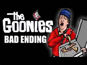 The Goonies : Bad Ending - YouTube