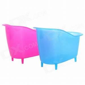 Plastic hoekbad