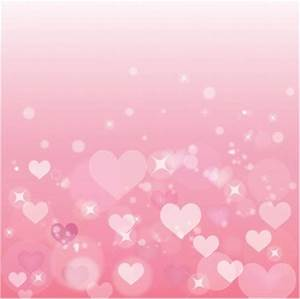 Pink Hearts Frame Free vector in Open office drawing svg ...