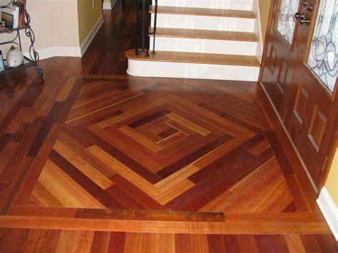 wood flooring with tile inlays studio design gallery