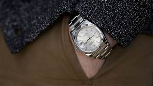 A Week On The Wrist: The Rolex Datejust on Vimeo
