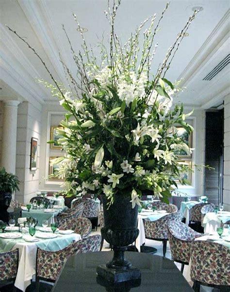 ideas  hotel flower arrangements  pinterest