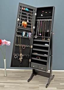 Miroir à Bijoux : armoire bijoux casa make up xxl ~ Teatrodelosmanantiales.com Idées de Décoration