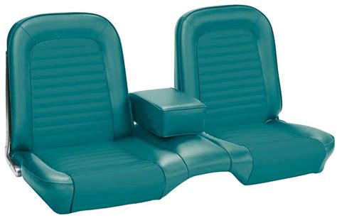 ford mustang parts interior soft goods seat
