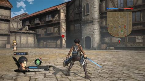 In the attack on titan video game, you'll play the role as one of the scout regiment and do b. Attack on Titan Wings of Freedom Free Download torrent - Huzefa Game