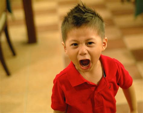 Angry-Boy-Shouting | Kids World Fun Blog