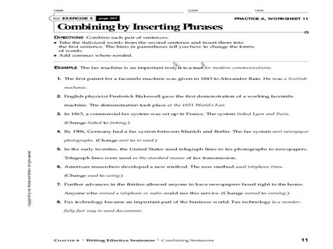 Run On Sentences 4th Grade Worksheets  Run On Sentences And Fragments Worksheets For Ons