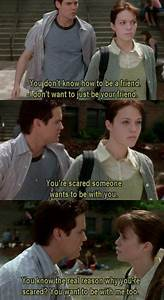 A walk to remember! I Loved this movie! A total chick ...