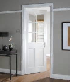 Weiße Farbe Für Holz : nebeneingangstur holz ohne zarge ~ Whattoseeinmadrid.com Haus und Dekorationen
