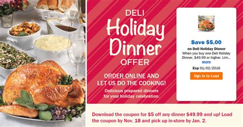 Thanksgiving dinner to go where to order your holiday meal. 20 Ideas for Kroger Holiday Dinners - Home, Family, Style and Art Ideas
