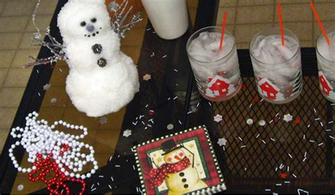 snowman winter party cocktail recipes drink ideas