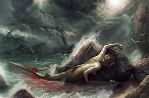Inspirational Mermaid conceptual artwork | #1 Design ...