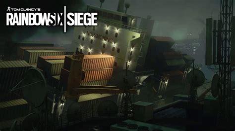 siege canal rainbow six siege soundtrack kanal