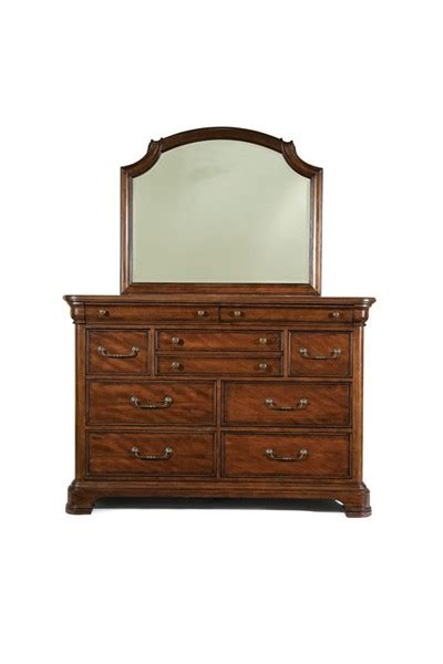 bureau lgc legacy furniture evolution okoume bureau and mirror the