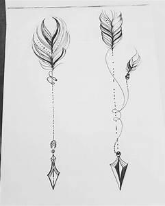 Dessin Fleche Tatouage : image result for arrow tattoo morse code tattoos tattoo ideen t towierungen und tattoo vorlagen ~ Melissatoandfro.com Idées de Décoration
