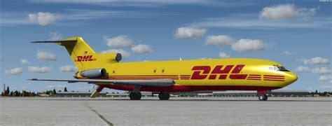 Download Boeing 727-200 Dhl Fedex Fsx & P3d