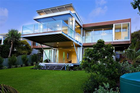 Beach House : Marcus Beach House By Robinson Architects