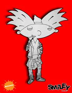 Hey Arnold Trill Dope Cartoons