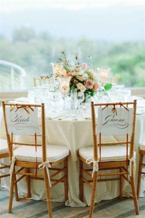 how to decorate a sweetheart wedding table inspiring ideas