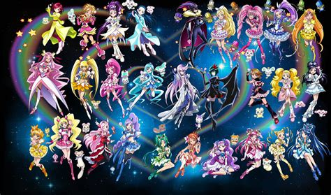 Anime Pretty Wallpaper - pretty cure hd wallpaper and background 3400x2008