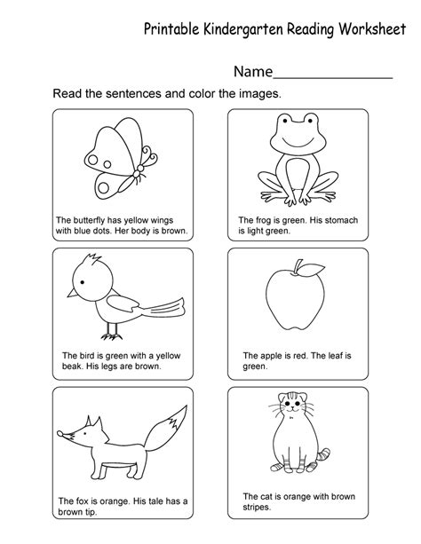kindergarten worksheets pdf worksheet mogenk paper works
