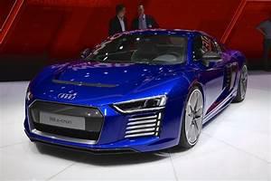 Audi R8 Motor : 2017 audi r8 e tron all electric sports car live photos ~ Kayakingforconservation.com Haus und Dekorationen