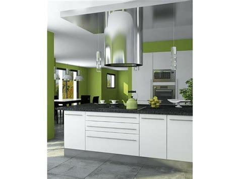 cuisine peinture verte créer une déco chic avec sa peinture cuisine