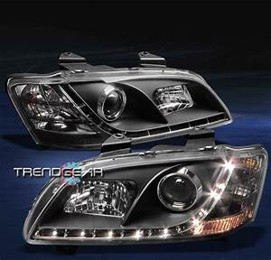 2008 2009 2010 Pontiac G8 Gt Gxp Drl Led Strip Projector