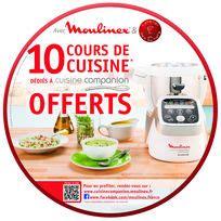 ecole de cuisine gratuite moulinex offre des cours de cuisine en ligne petit
