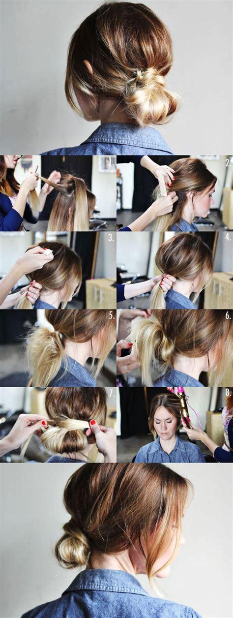 diy  step  step    cute hairstyles