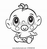Diaper Comic Sketchman Coloring Boy Pages Template Sketch sketch template