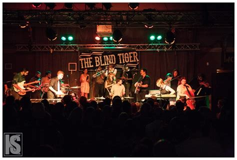 collection cd release blind tiger greensboro nc