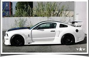 2005 2006 2007 2008 2009 Mustang GT-R Wide Body Kit, GT500, AB-265000