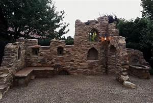 Sitzlounge Aus Europaletten : gartenmauer ruine naturstein ~ Whattoseeinmadrid.com Haus und Dekorationen