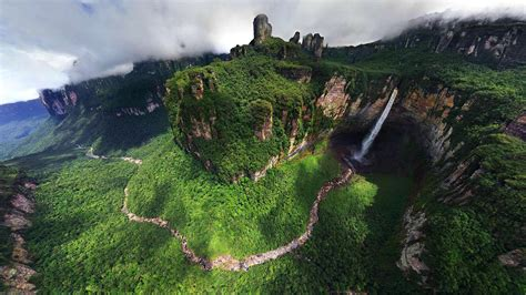 Top Ten Beautiful Waterfalls Of The World World For Travel