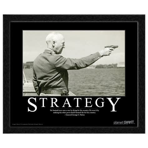 patton quotes  strategy quotesgram