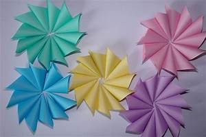 Fleur En Origami Facile : origami kusudama x2b4 ~ Farleysfitness.com Idées de Décoration