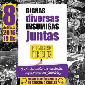 Manifestación 8 de marzo Nosotras Mismas