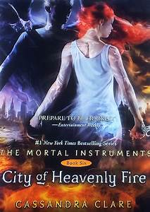 City of Heavenly Fire, Cover Release : TheMortalInstruments
