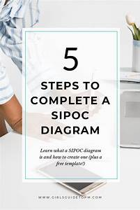 5 Steps To Complete A Sipoc Diagram  U2022 Girl U0026 39 S Guide To