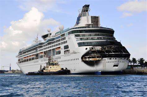 Royal Caribbean Grandeur Of The Seas Fire  Baltimore Sun
