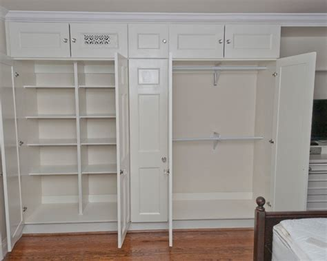 closet unfinished wall cabinets design bathroom bedroom