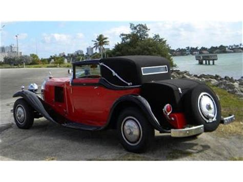 If a genuine type 41 were offered for sale today, there would most likely be a new absolute price record for an automobile. 1929 Bugatti Type 41 Royale Binder Sedanca Replica for Sale | ClassicCars.com | CC-427212