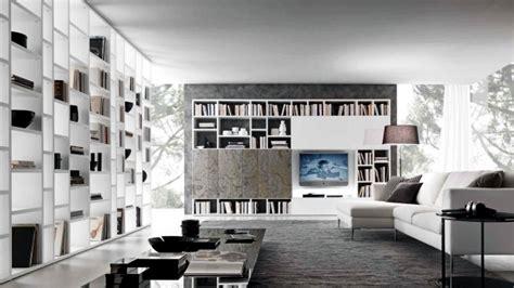 designer bookshelves modern shelving bookshelf systems from presotto italia a highlight in