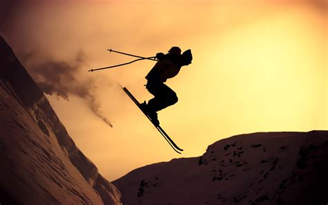 Skiing Background Skiing Wallpapers Images Photos Pictures Backgrounds