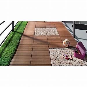 Dalle Terrasse Clipsable : dalles pour balcon ~ Melissatoandfro.com Idées de Décoration
