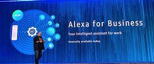 Re Invent 2017  Alexa Gets To Work