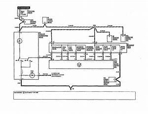Mercedes-benz 190e  1991  - Wiring Diagrams