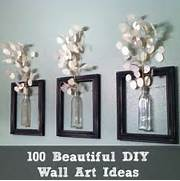 Cheap Wall Canvas Prints Idea 100 Creative DIY Wall Art Ideas To Decorate Your Space Beautiful