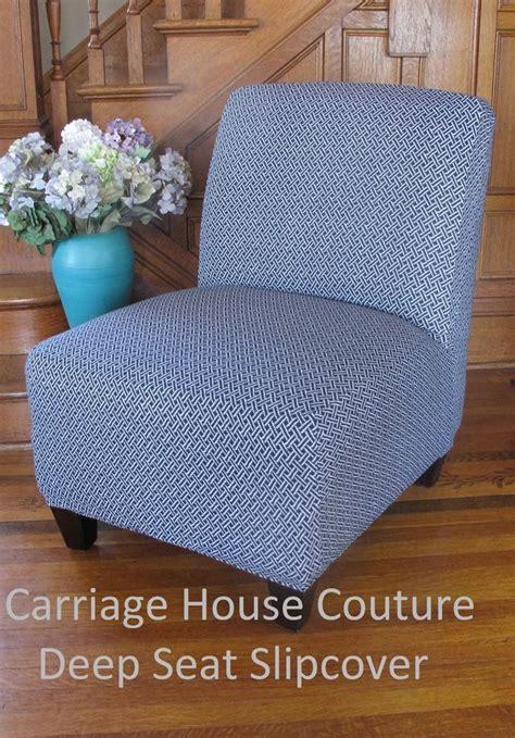 slipcover black white slipcover for slipper chair armless
